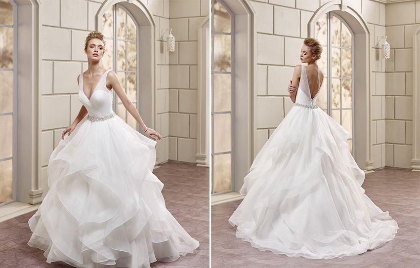 Eddy K Balldown Bridal Gown thats under $1000   See more Wedding ...