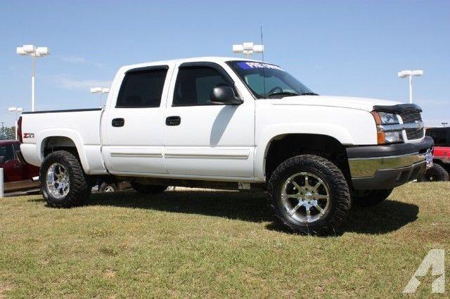 Chevrolet Silverado Nicely Lifted Truck Chevy Trucks Silverado