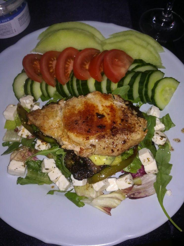 Mat utan lök