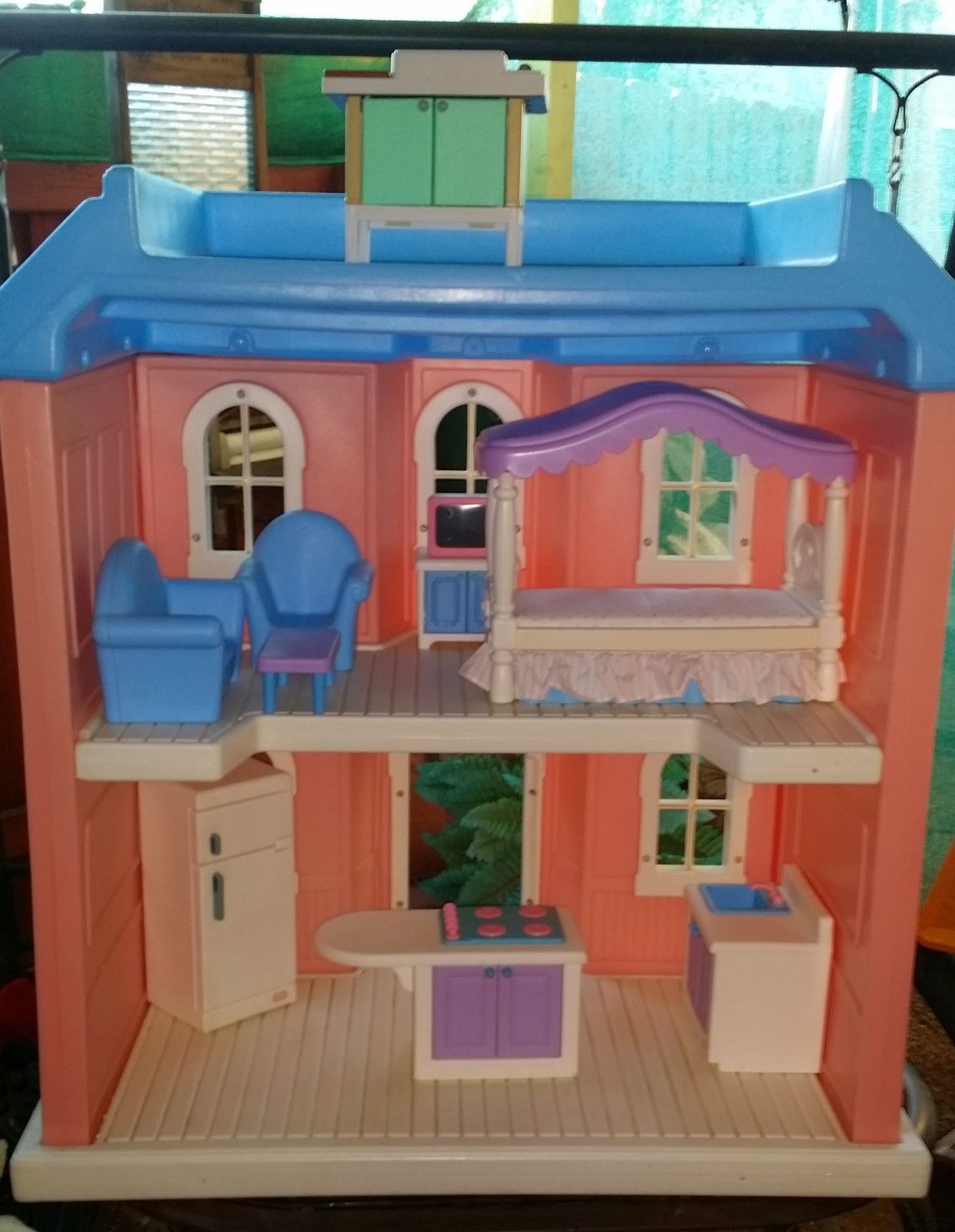 little tikes my size barbie doll house barbie my size barbie barbie doll house barbie. Black Bedroom Furniture Sets. Home Design Ideas