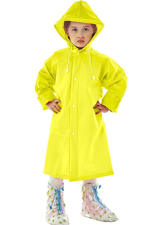 fea7fa6dda60 Children Raincoat