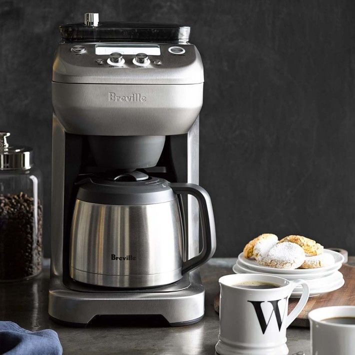 Breville Grind Control Coffee Maker Coffee Maker Coffee Maker With Grinder Coffee Grinder