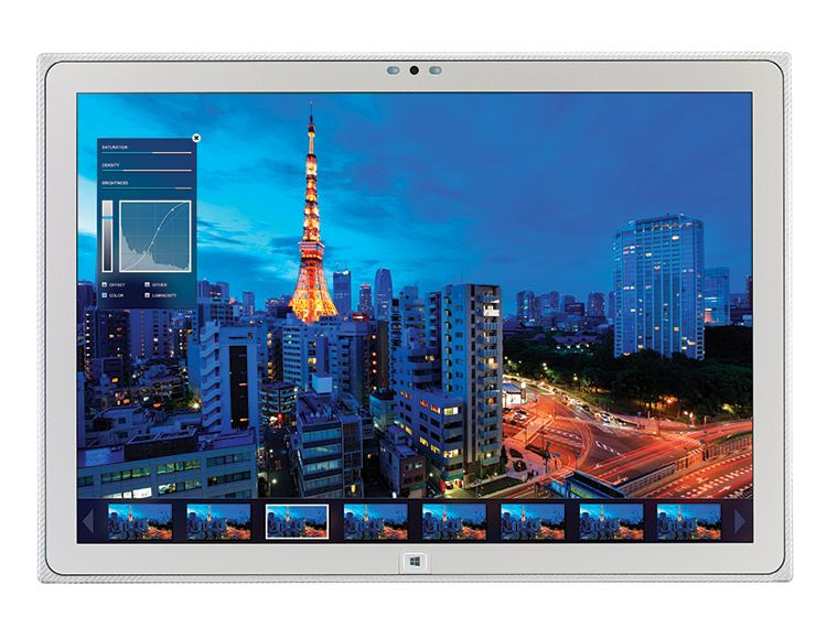Tableta 4K de 20 inci de la Panasonic va fi disponibila în ianuarie