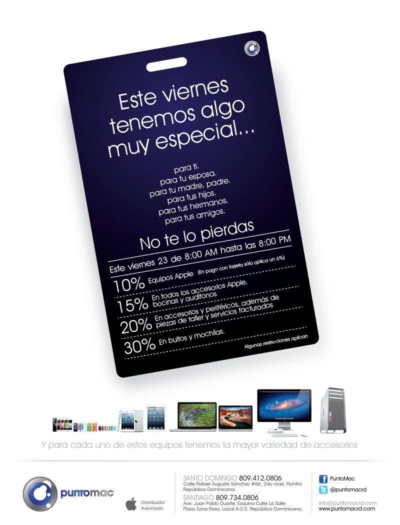Accesorios Mac PuntoMac