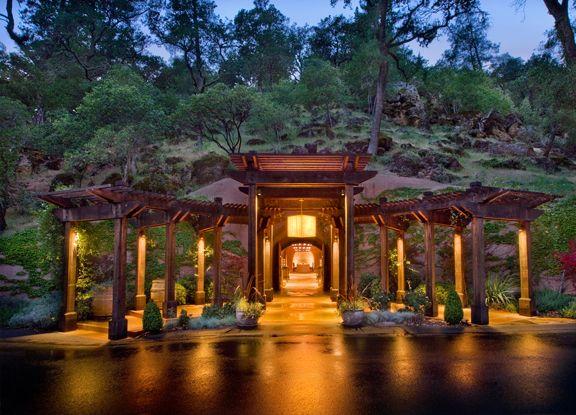 Wine Cave, Napa Valley, California