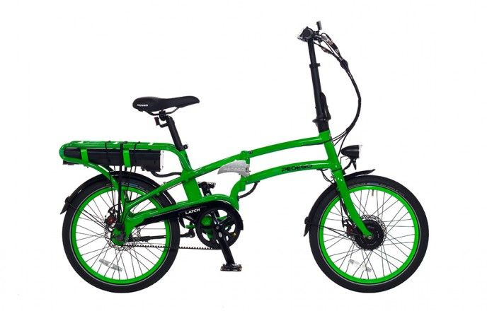 Pedego Latch Electric Folding Bike Folding Electric Bike Foldable Electric Bike Electric Bike Motor