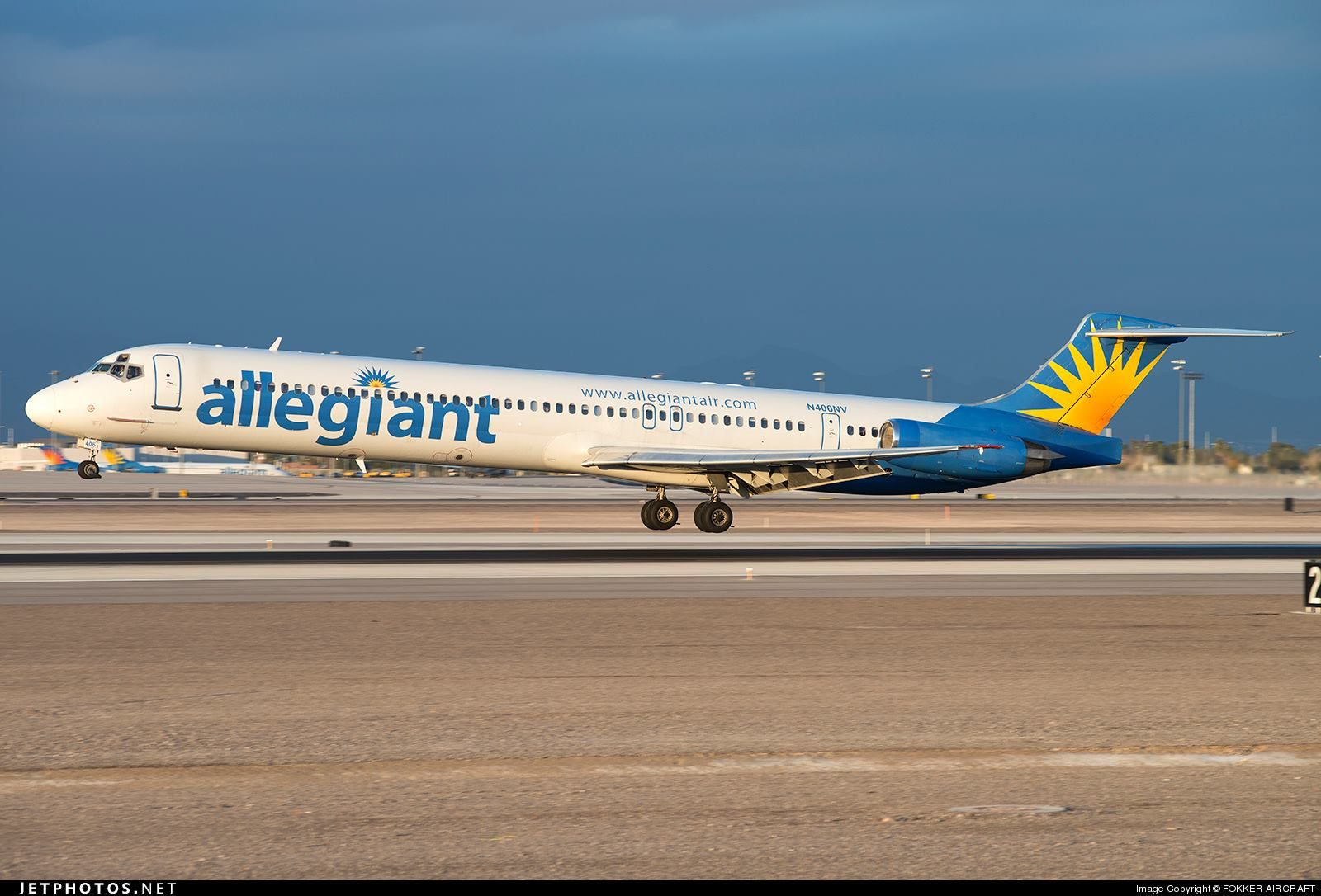 MD80. Allegiant air, Aviation, Commercial aircraft