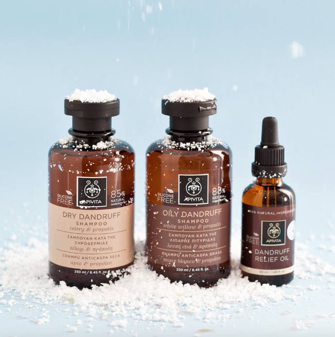 #Dry flakes on your hair? It's probably #dandruff! Try our ...