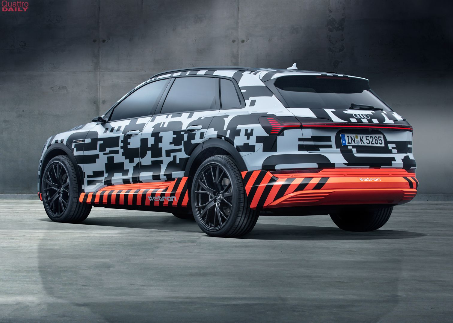 Audi Will Build e-tron Electric Car at 'Carbon Neutral' Factory