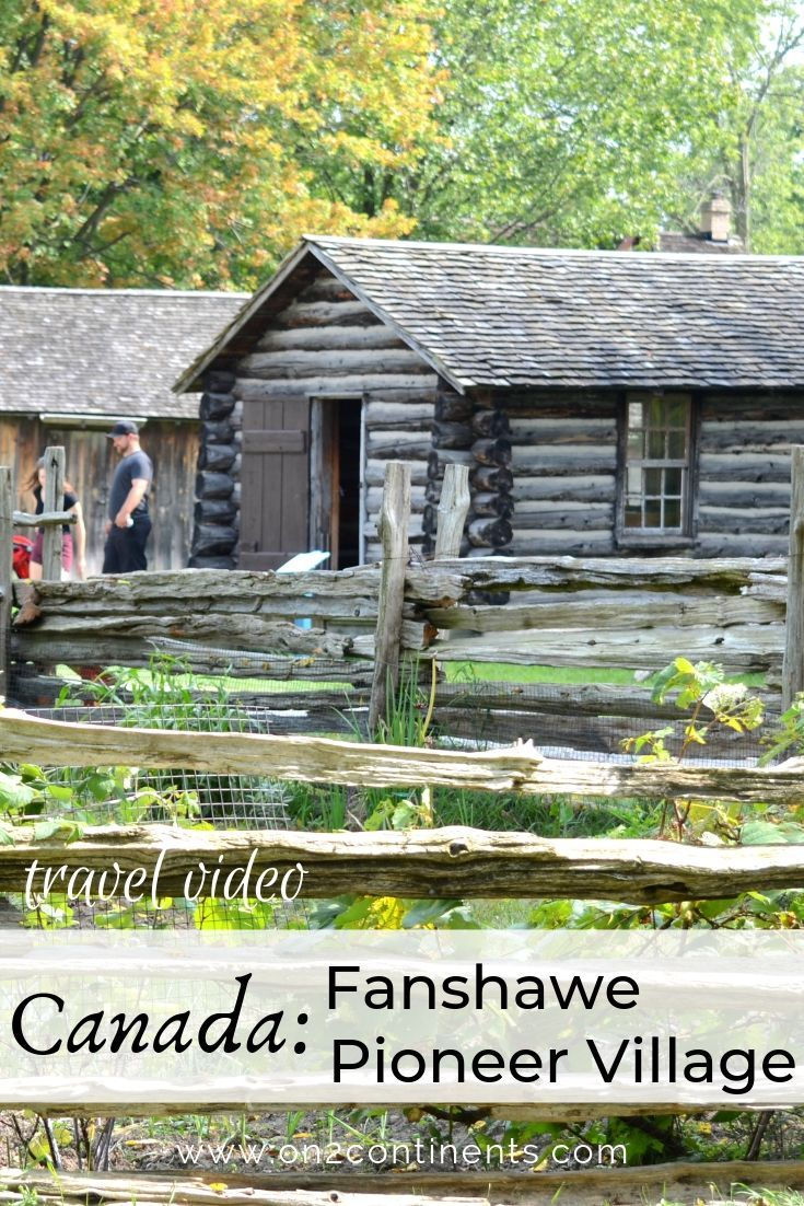 Discover the life of first European settlers in Ontario