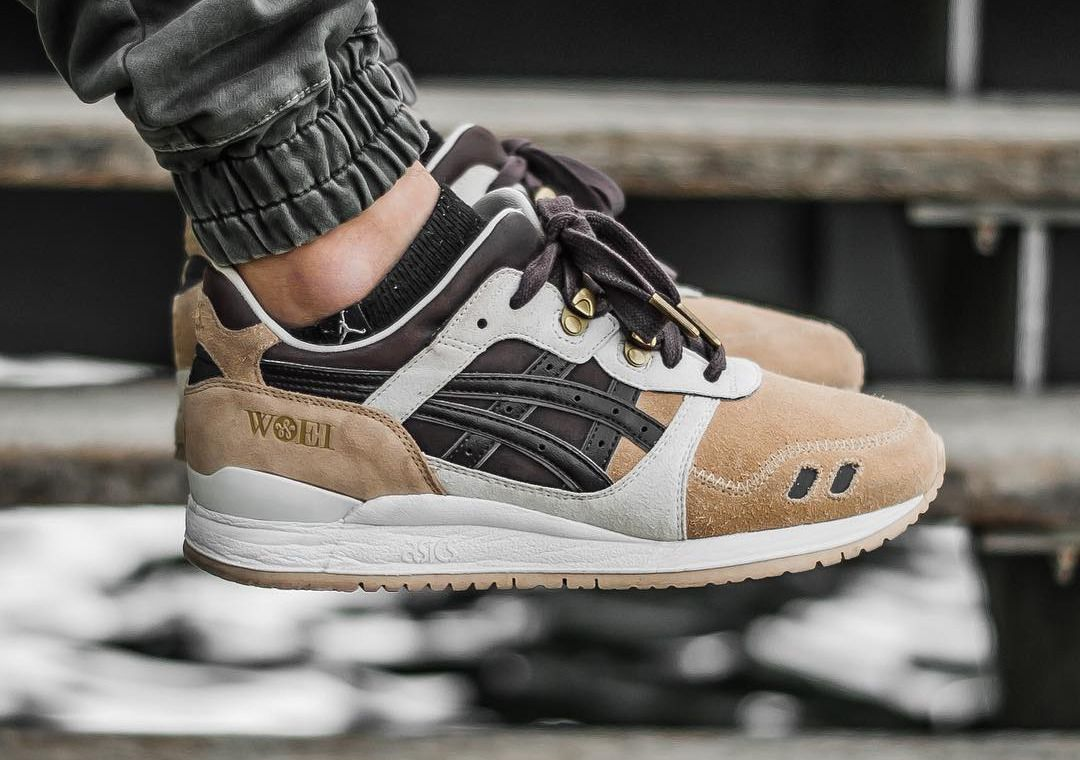 various colors 2793e 11a71 Woei x Asics Gel Lyte III 'Cervidae' - 2012 (by guigan713) A ...