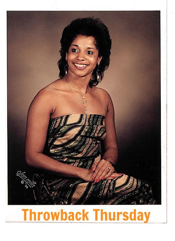 Throwback Thursday ~ 1991 #AfricanGarb