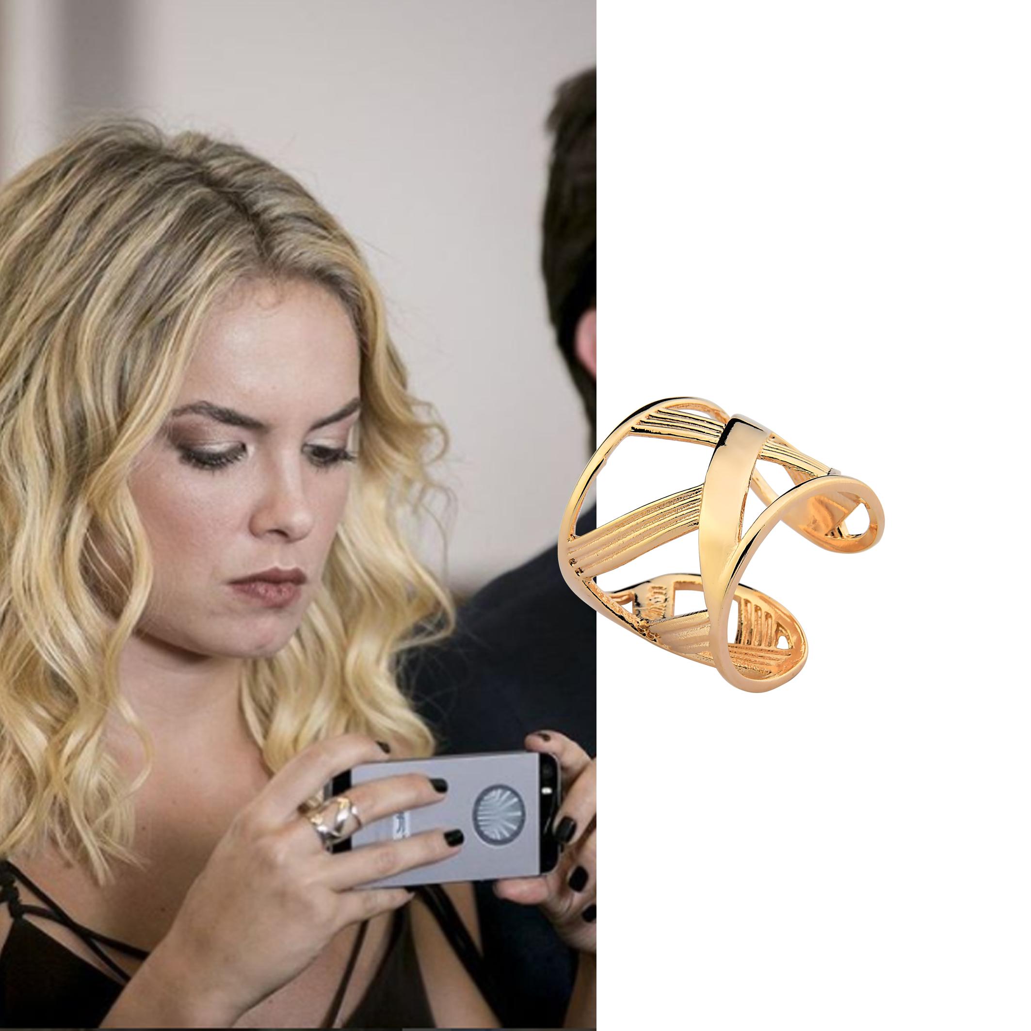 A cantora e atriz Lua Blanco, usou o anel Momento da linha Forever Young em cena do casamento da Ritinha e Ruy, na novela A Força Do Querer, onde interpreta a personagem Anita.