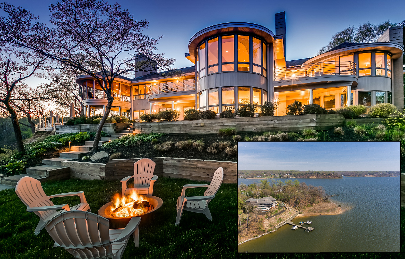 819 Coachway | Waterfront homes, Annapolis, House