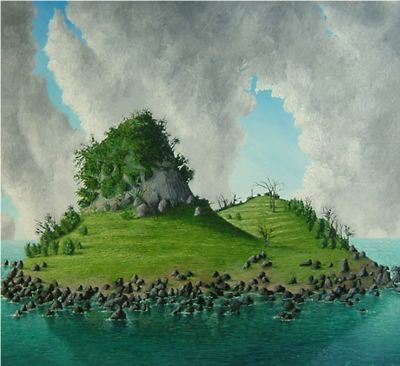11981 - Summerton J - Hobbit Island