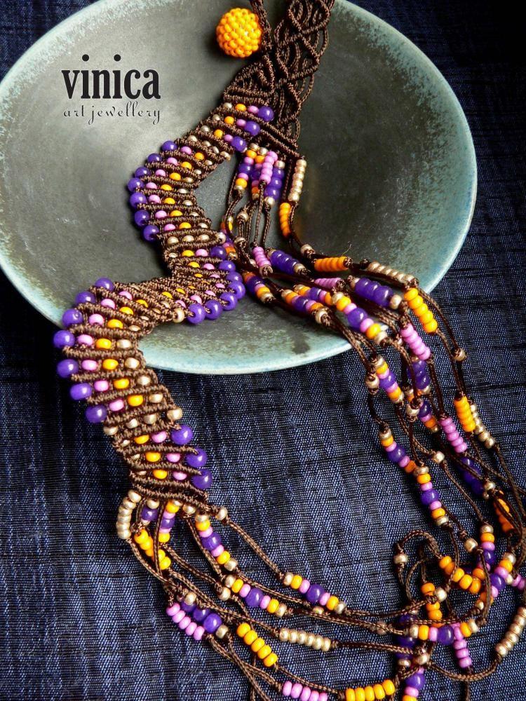 Náhrdelníky - Zanubiya - náhrdelník - 3718904