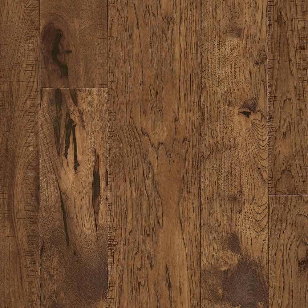 Bruce Take Home Sample Hickory Golden Brown Engineered Hardwood Flooring 5 In X 7 In Br 298107 Engineered Hardwood Hardwood Floor Colors Hardwood Floors
