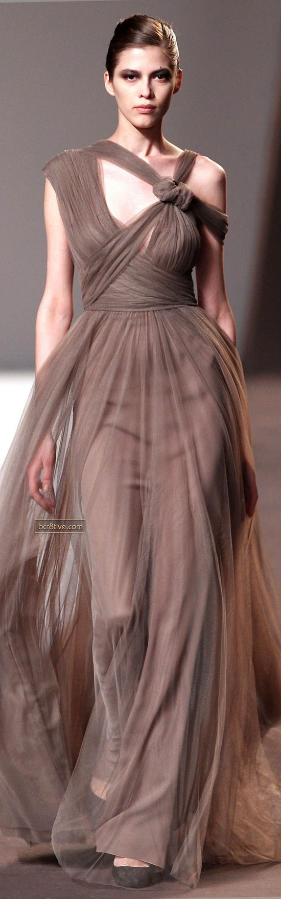 Here at Fleur we love long #gowns and #elegance. Do you notice any ...