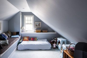 the FROG (finished room over garage) | finished attic | Pinterest ...