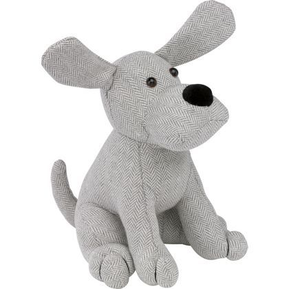 fabric dog door stop at homebase be inspired and make. Black Bedroom Furniture Sets. Home Design Ideas