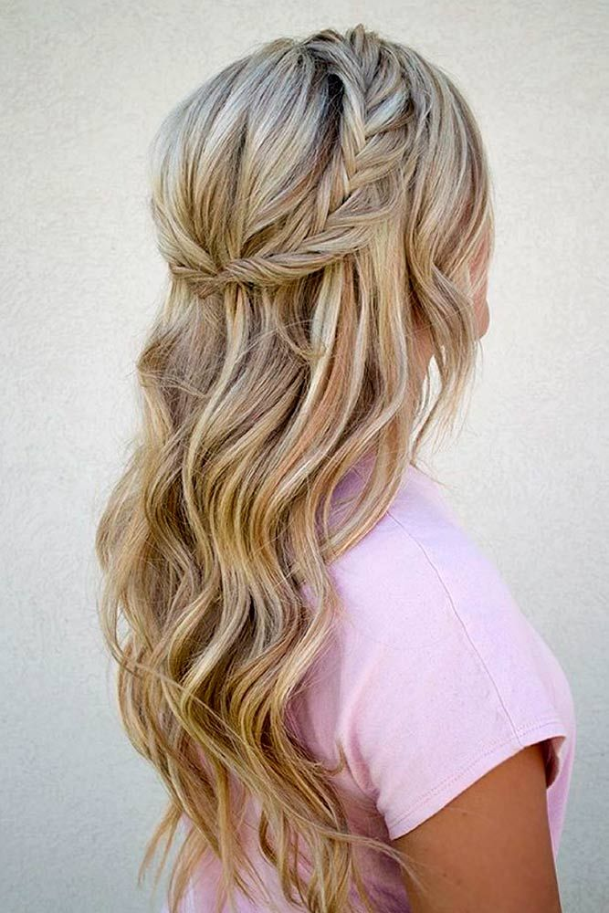 24 Chic Hairstyles For Prom To Let You Be Amazing Hair