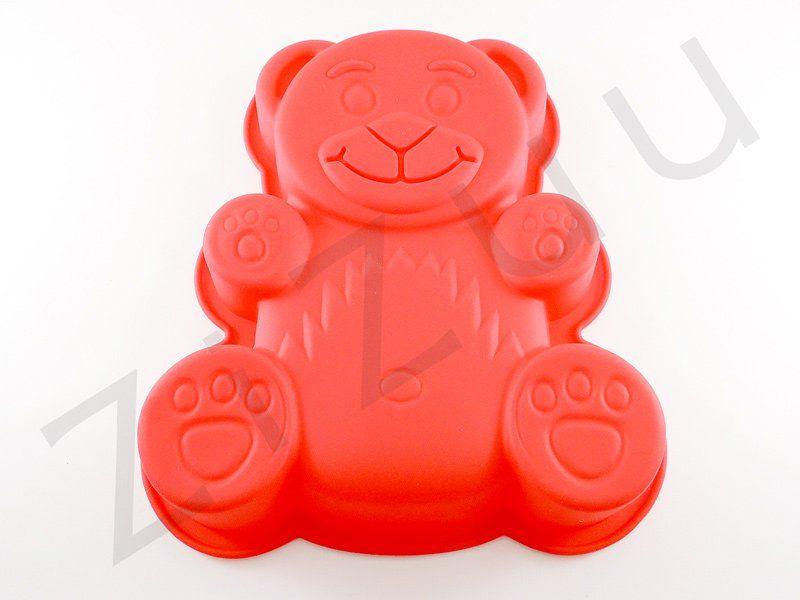 Tortiera in silicone a forma di orsetto (680 ) #ZiZuu #prodotti https://t.co/qYiVVkYLZs