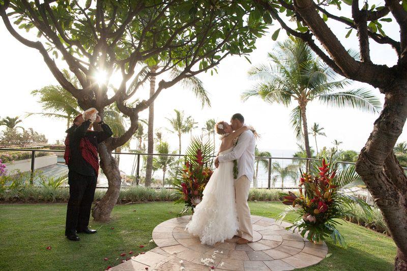 Fsmaui Ceremony At Plumeria Gardens Maui Wedding Photographer Destination Photo By Joannatano