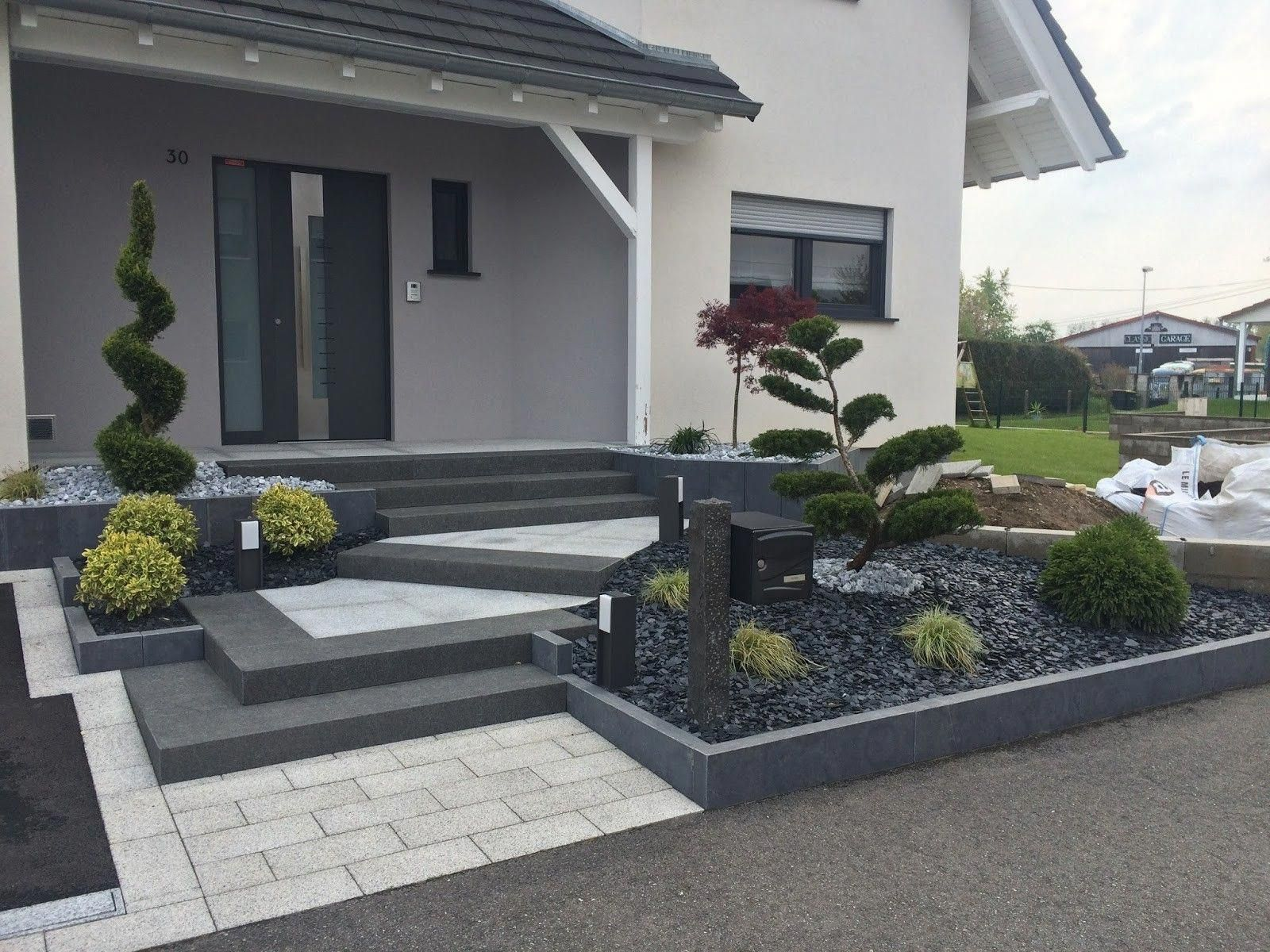 Landscape On A Budget House