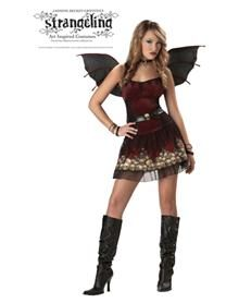 Teen Girls Strangelings Candle in the Dark Fairy Costume - Clearance Costumes - Teen Girls Costumes - Teen Costumes - Halloween Costumes - Categories ...  sc 1 st  Pinterest & Strangeling Halloween Costume | things that make me pretty ...