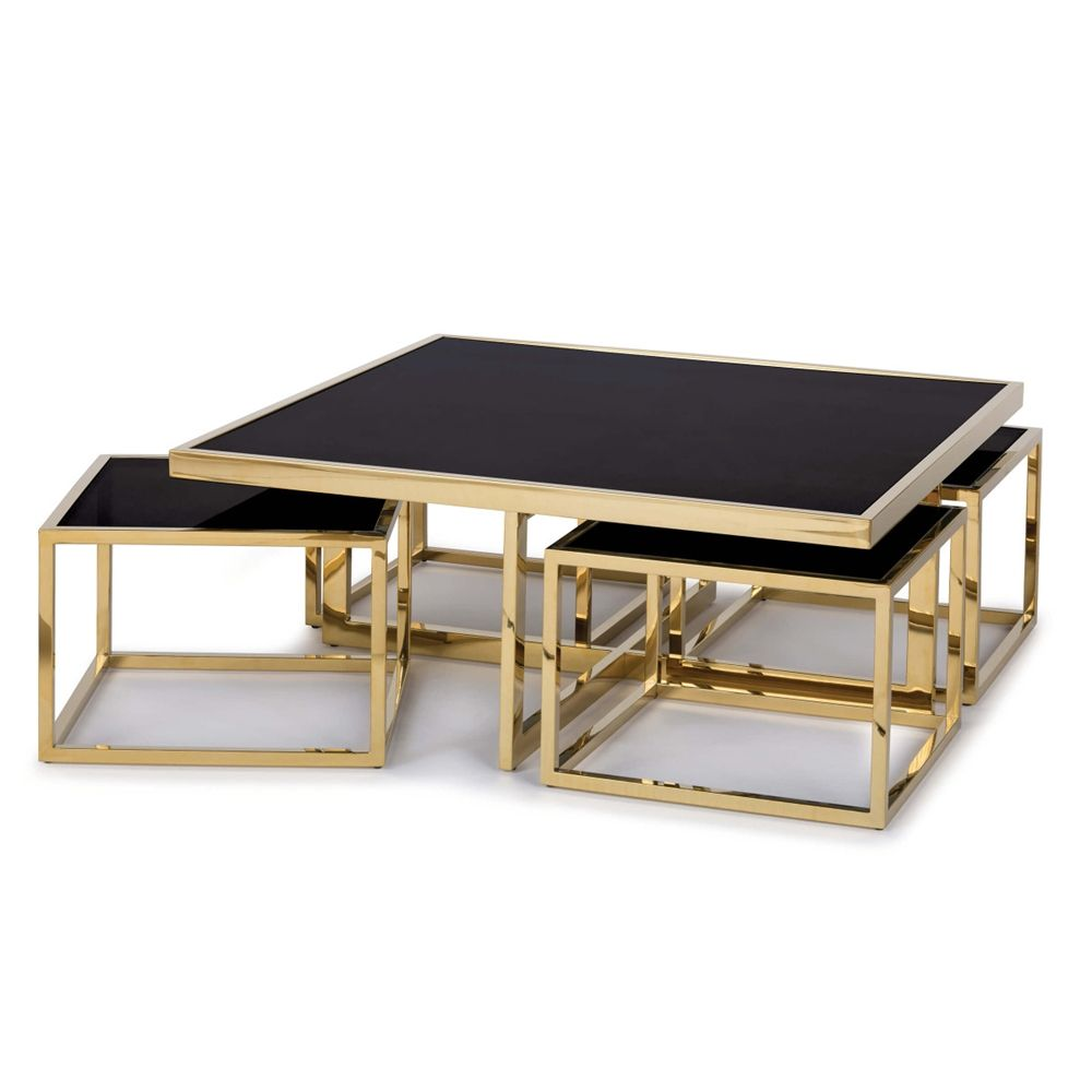 Regina Andrew Design Monogram Coffee Table 30 1070 Coffee Table