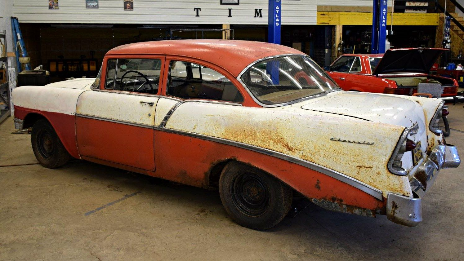 Low Mileage  1956 Chevrolet 210   Chevrolet  Cars and Barn finds 1956 Chevrolet 210