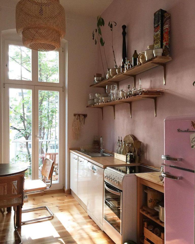 Küche Ideen Wand