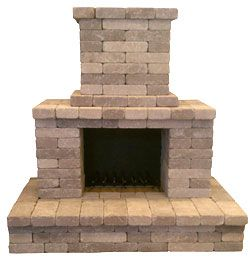 outdoors fireplace kits. Semplice Outdoor Fireplace Kits  Home Garden and DIY ideas