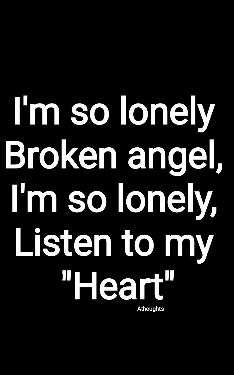 I Am So Lonely Song Lyrics In English