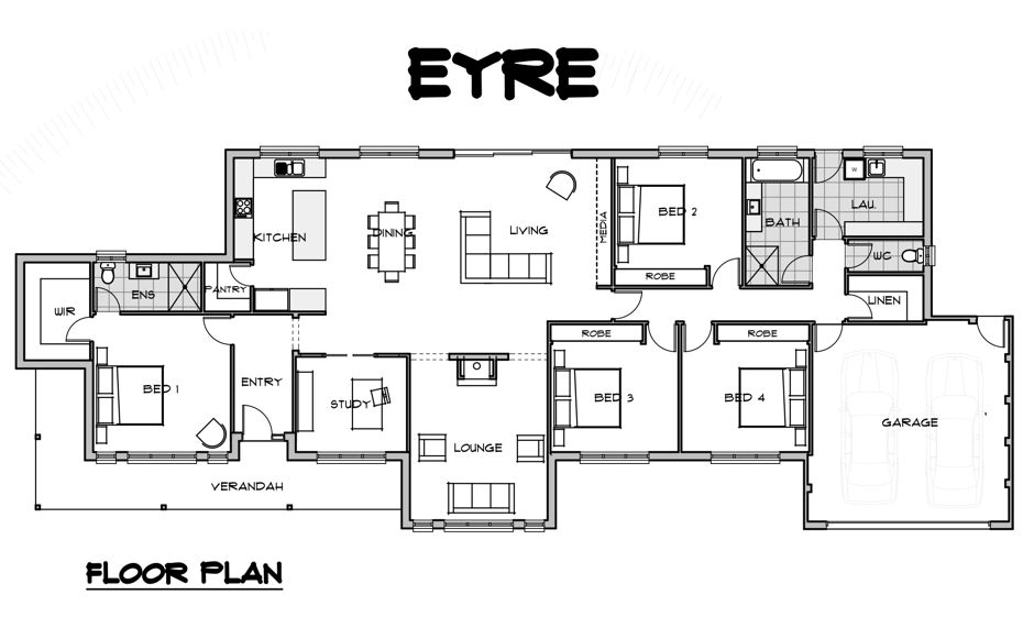 Passive solar house plans australia 28 images passive for House floor plans australia