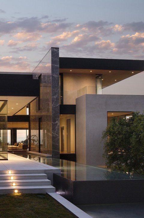 Pin de Bruce Bingham en THE House | Pinterest | Fachadas, Casas y ...