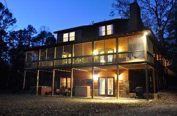 Blairsville Georgia Cabin Rentals in North Georgia Mountains