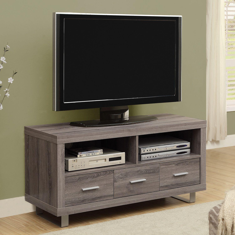 Monarch Specialties Inc Contemporary TV Stand