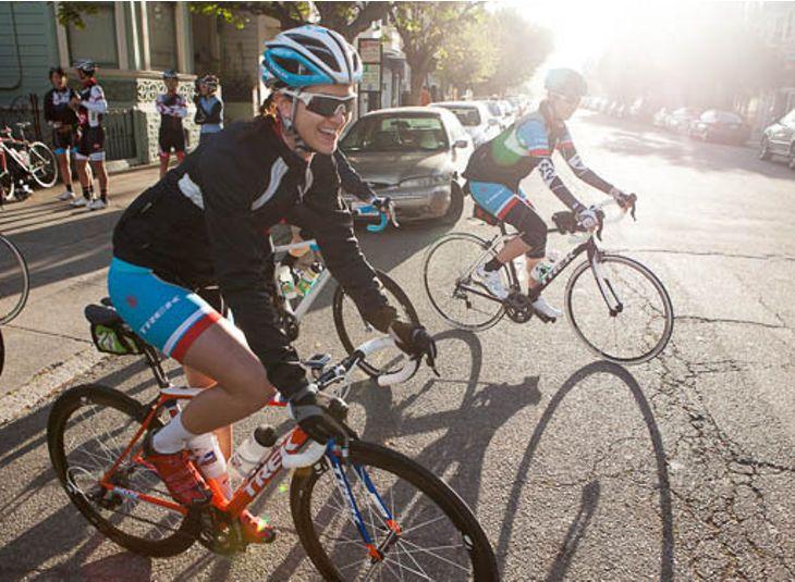 Rapha Prestige Part I The Women Of Winter Trek Bicycle Trek