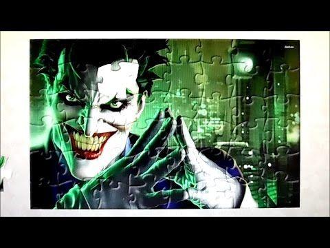 Joker Jigsaw Puzzle Game | Juegos para niños | Juguetes de Aprendizaje |...