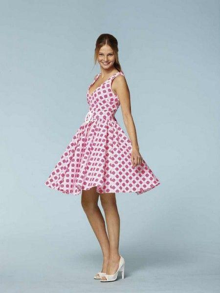 50er jahre kleid nahanleitung