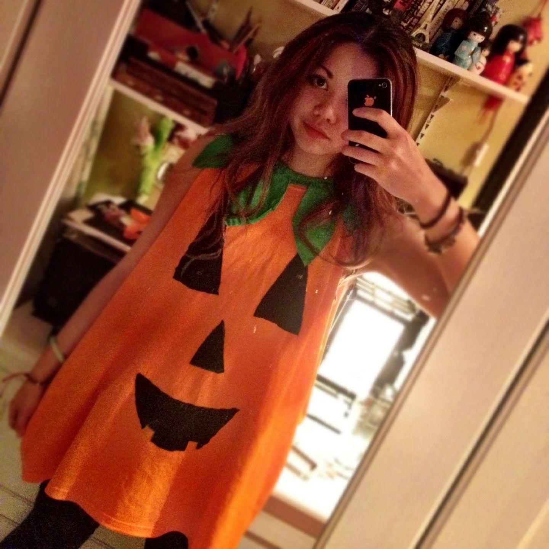 Orange pillowcase and cut outs. Halloween Costume IdeasDiy ...