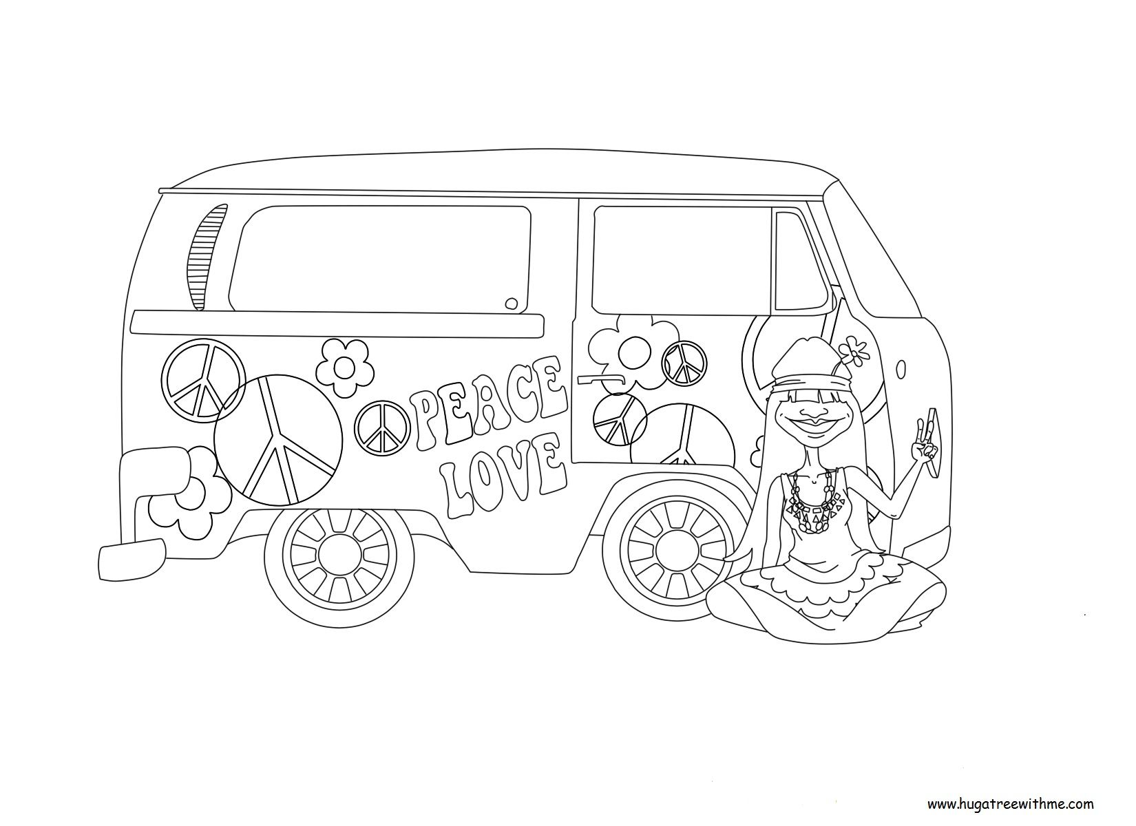 peace and love coloring pages peace coloring pages online