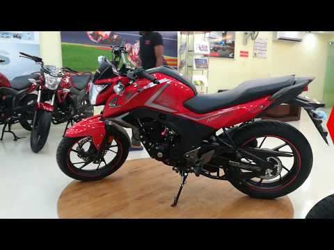 Honda Cb Hornet 160r Red Color Full Hd 1080 You