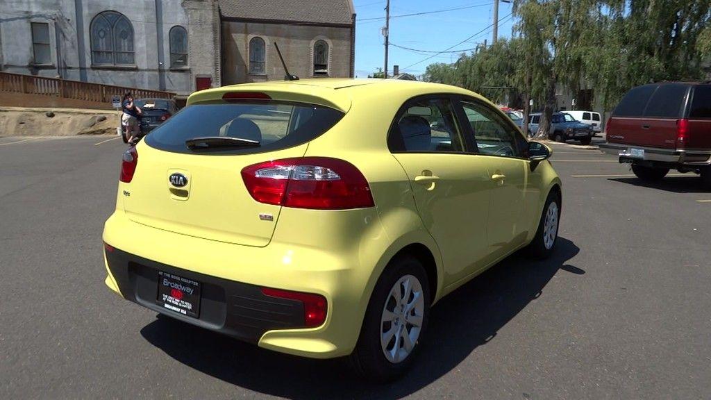 2016 Kia Rio Lx Fwd Hatchback Northcountykia Com Kia Kia Rio Rio