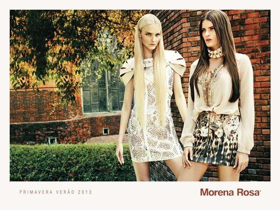 Look Book Morena Rosa Primavera Verão 2013