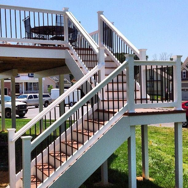 Safe Deck Railings Stairs: Fabulous Deck Stair Handrail For Sale For Your Home In