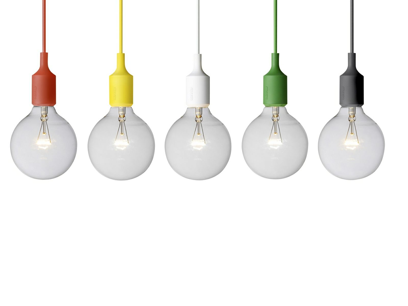 Pendant Lamp E27 Muuto Lampe Suspension Luminaire Luminaire Suspendu