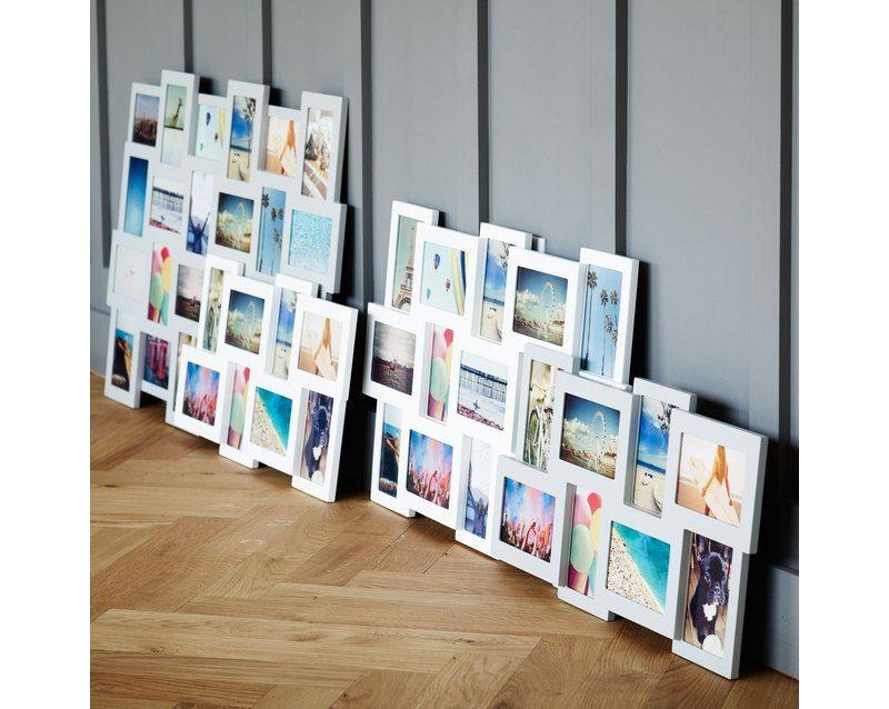 Perfecto Multi Picture Wall Frame Cresta - Ideas Personalizadas de ...
