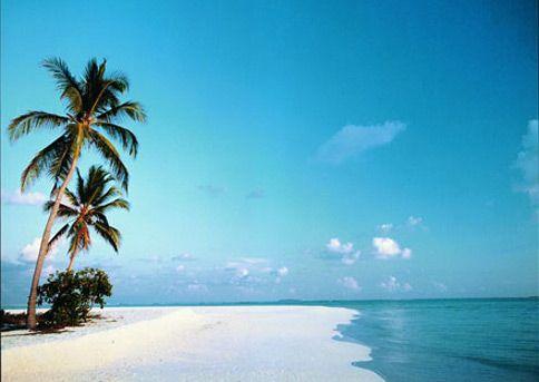 Maldivene har vært min største feriedrøm i kanskje 15-20 år. Håper noen tar meg og ungene med en vakker dag, eller jeg vinner i Lotto og kan ta med meg hvem jeg vil... :)